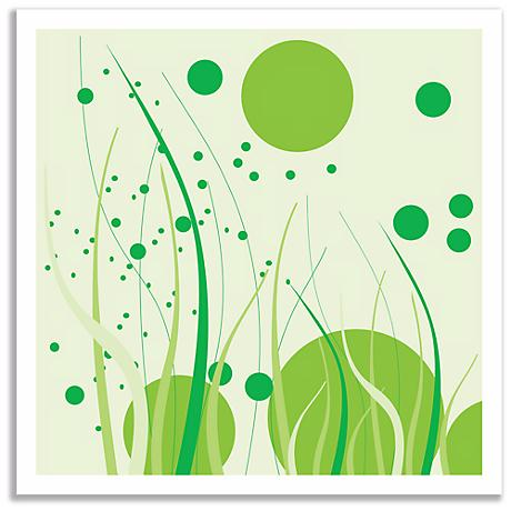 Tall Grass Wall Art