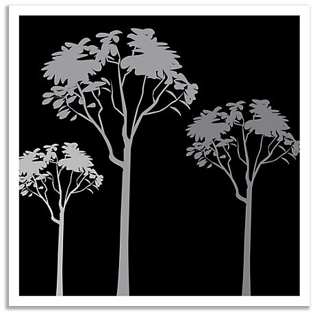 Forest Trio Wall Art
