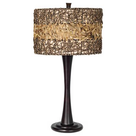 National Geographic Kakonde Table Lamp