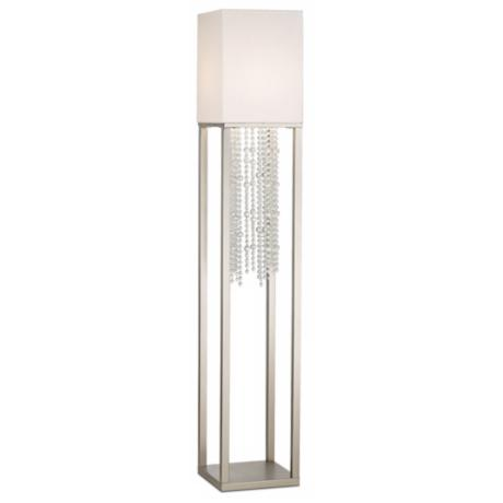 Kathy Ireland City Jewel Uplight Floor Lamp