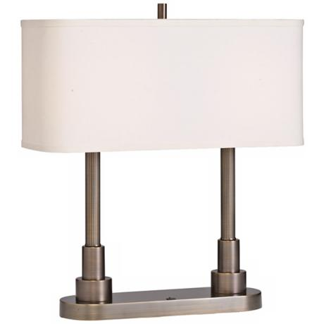 Kichler Robson Oil Rubbed Bronze Finish Desk Lamp