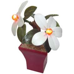 Flower Plant Accent Light
