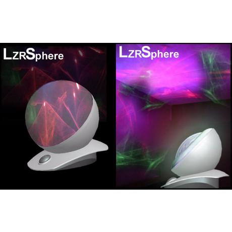 Laser Sphere Accent Light