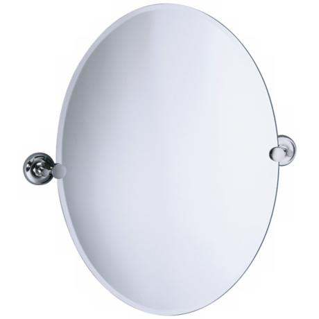 "Gatco Designer II 26 1/2"" High Tilting Wall Mirror"