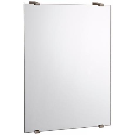 "Gatco Bleu 30 3/4"" High Rectangular Wall Mirror"