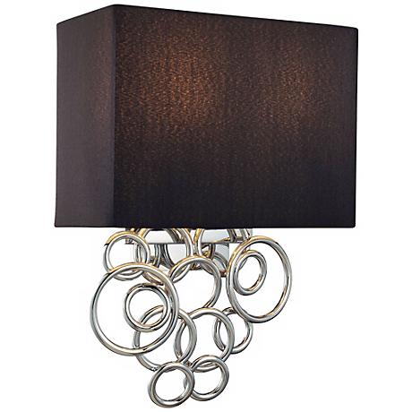 "George Kovacs Ringlets 15 1/2"" High Wall Sconce"