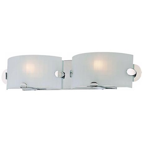 "George Kovacs Pillow 21 3/4"" Wide Bathroom Wall Light"