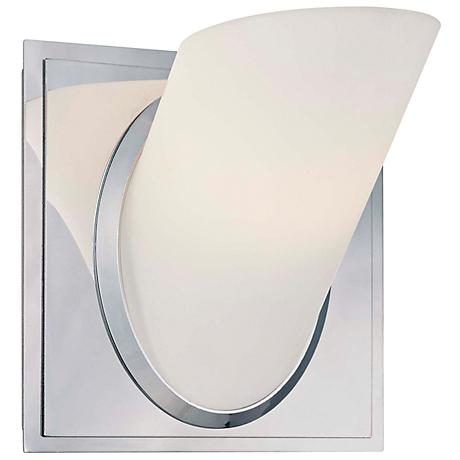 "George Kovacs Angle 5"" High Wall Sconce"