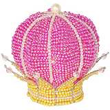 Beadworx Princess Crown Hand-Crafted Beaded Night Light