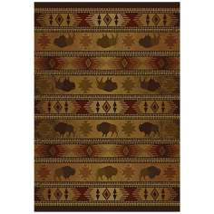 North Sky Collection Buffalo Springs Area Rug