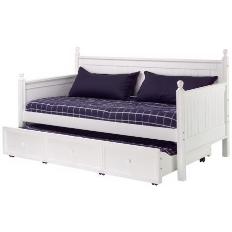 Alfa Img Showing White Daybed With Trundle