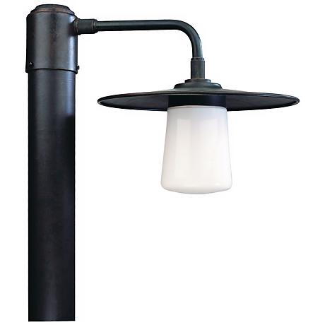 "Edison Collection 11 1/2"" High Outdoor Post Light"