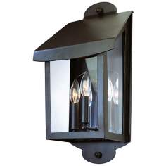"Alpine Collection 19 1/2"" High Outdoor Wall Light"