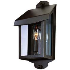 "Alpine Collection 13"" High Outdoor Wall Light"