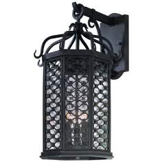 "Los Olivos Collection 20 1/2"" High Outdoor Wall Light"