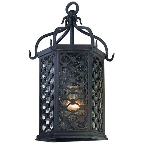 "Los Olivos Collection 14 1/2"" High Outdoor Wall Light"