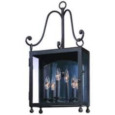 "Mill Valley Collection 26"" High Outdoor Wall Light"