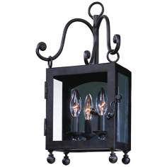 "Mill Valley Collection 17 3/4"" High Outdoor Wall Light"