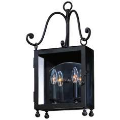 "Mill Valley Collection 21 3/4"" High Outdoor Wall Light"