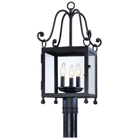 "Mill Valley Collection 24"" High Outdoor Post Light"