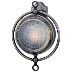 "Nautilus Collection 18 1/4"" High Outdoor Wall Light"