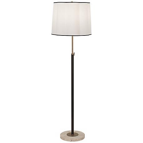 Robert Abbey Axis Adjustable Height Floor Lamp