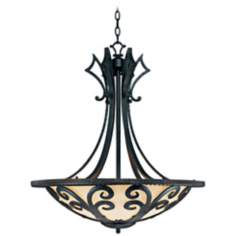 "Savoy House Calvi 28 1/4"" Wide Chandelier"