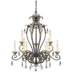 "Savoy House Hensley 32"" Wide Chandelier"