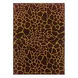 Riverwoods Collection Giraffe Area Rug