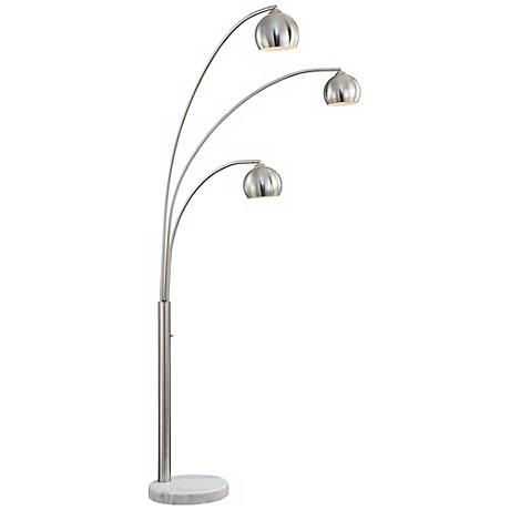 Crosstown Arc Floor Lamp