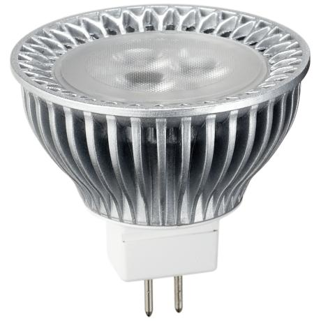 LED MR16 Base 5 Watt 30 Degree Spot Light Bulb