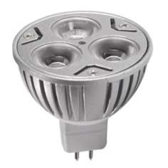 LED MR16 Base 5 Watt 60 Degree Spot Light Bulb