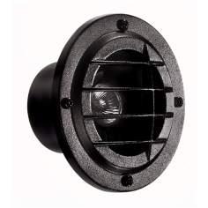 Black Finish 50 Watt Outdoor Spot Light