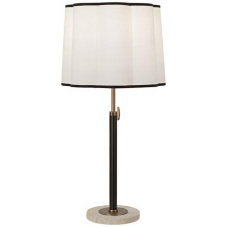 Robert Abbey Axis Adjustable Height Table Lamp