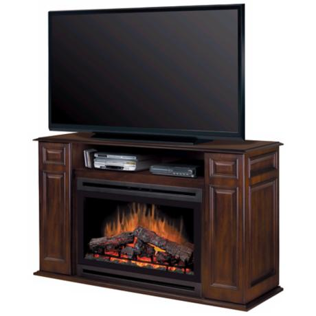 Dimplex Atwood Electric Fireplace and Entertainment Console