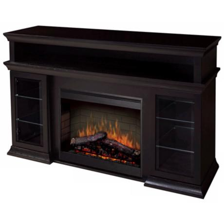 Dimplex Bennett Electric Fireplace and Media Console
