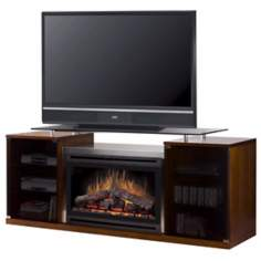 Dimplex Marana Electric Fireplace and Television Console
