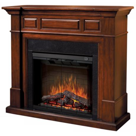 Dimplex Newport Traditional Electric Fireplace