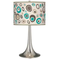 Stammer Giclee Trumpet Table Lamp