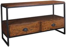 "Hammary Baja Distressed 54"" Wide Entertainment Console"