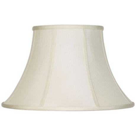 Imperial Collection™ Creme Bell Lamp Shade 9x17x11 (Spider)