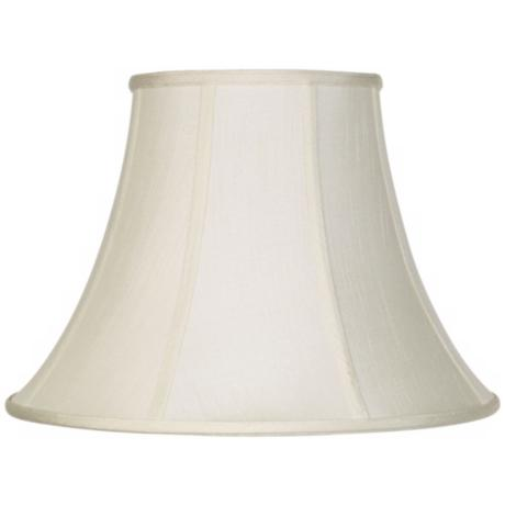 Imperial Collection™ Creme Bell Lamp Shade 9x18x13 (Spider)