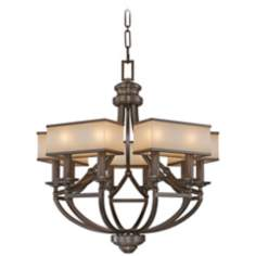 "Walt Disney Signature Underscore 30"" Wide Chandelier"
