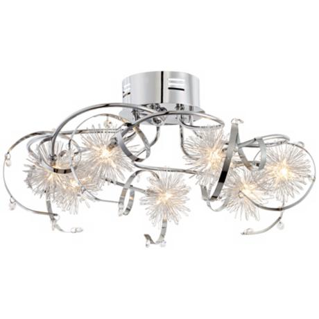 "Possini Euro Constellations 17 3/4"" Wide Ceiling Fixture"