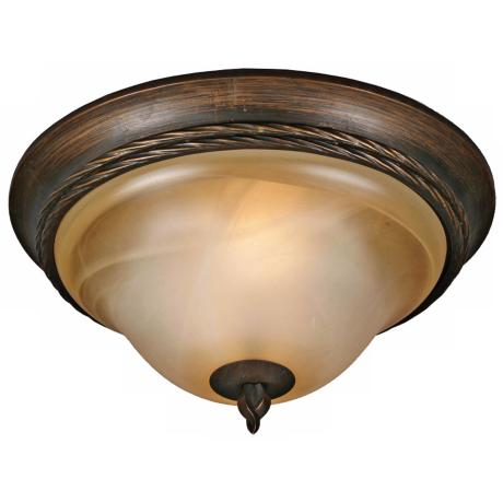 "Meridian Collection 14"" Wide Ceiling Light Fixture"