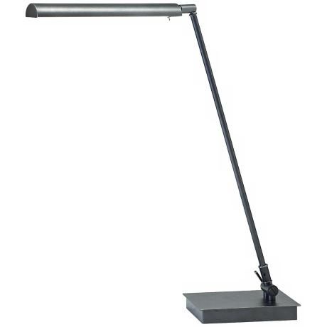 House of Troy Generation Granite Gray  LED Piano Lamp