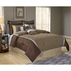 Stockton Super Pack Comforter Bedding Set