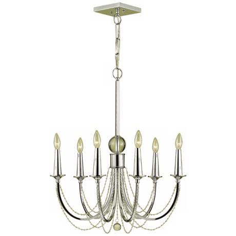 "Candice Olson Shelby 24"" Wide Chandelier"