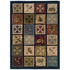 Bexley Collection Longville Area Rug