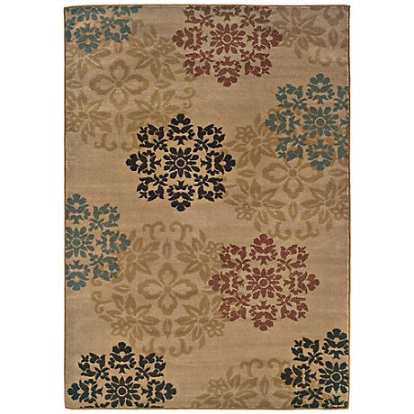 Bexley Collection Wealthwood Area Rug